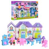 Кукольный дом «Warm Home» wd-918a/b