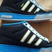 Кожаные кеды Adidas Ciero оригинал р.43-27см