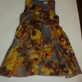 """Нарядное платье """"Осень"""" на 2-3 года"""
