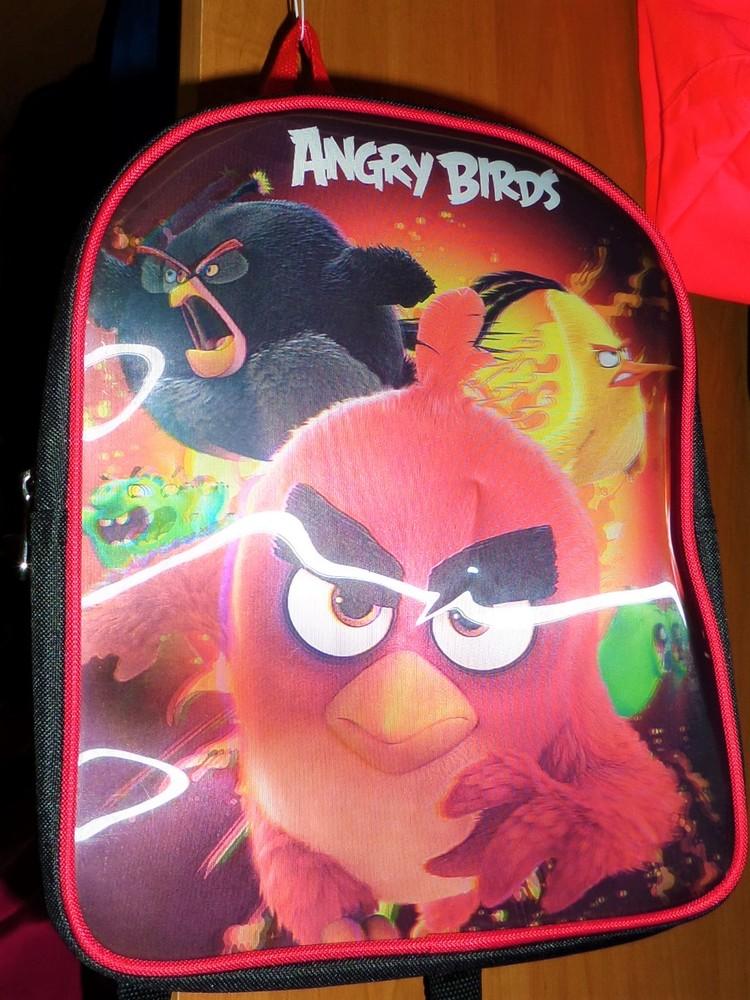 Модный рюкзак angry birds от c&a фото №1