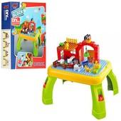 Конструктор столик 3588A Веселая ферма