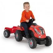 Трактор педальный с прицепом Farmer Xl 710108