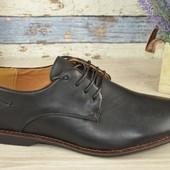 Мужские туфли, классическая модель. Последний размер 40 р. - 26 см