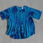 Очень красивая фирменная и комфортная блузочка на каждый день!