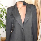 Фирменный деловой пиджак George 16 розмер.Цену снизила.