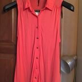 Яркая блузка Amisu, новая, р-р S