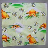 Детское постельное белье в кроватку бязь
