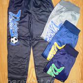 Спортивные штаны эластик с начесом для мальчиков рост 98,128 (Венгрия)