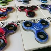 Спиннер, Spinner  игрушка для всех  Спиннер с принтом. цена снижена