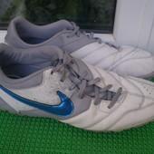 бутсы футзалки сороконожки копочки Nike 29 см