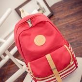 3-155 Молодежный рюкзак Школьный рюкзак городской Стильный Вместительный / женский рюкзак / детский