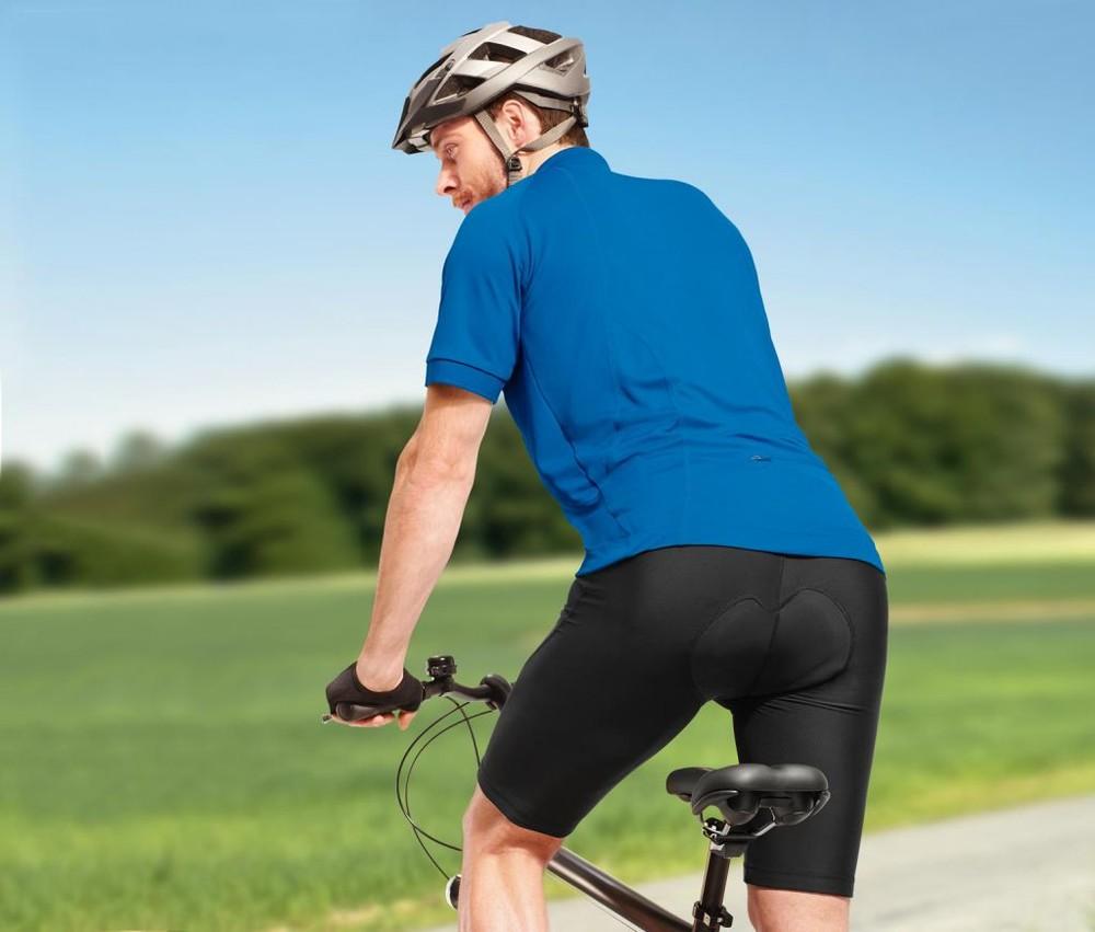 Спортивные велошорты от Tchibo! размер L фото №1
