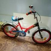 Детский велосипед Тачки  18