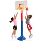 раздвижной баскетбольный щит от Little Tikes