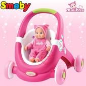 коляска-ходунки(без куклы)