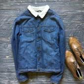 Утепленная джинсовка Cedar Wood State р-р ХЛ