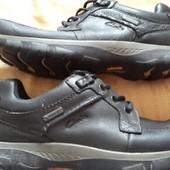 Кожаные туфли Clarks Gore-Tex р.45-29см.