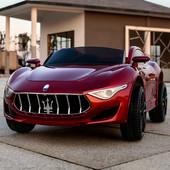 Детский электромобиль 8808P Maserati