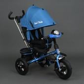 Велосипед трехколесный с поворотным сиденьем Best Trike 6590 (3 цвета)