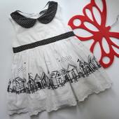 Платье нарядное George (1,5-2 года)