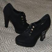 новые женские туфли New Look 22 см стелька Англия
