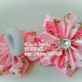 Резинки для девочек -цветок