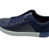 Кеды мужские Visazh Style 629 синие