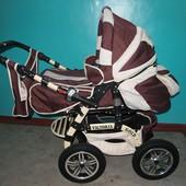 """Детская коляска трансформер """"Victoria Gold"""""""