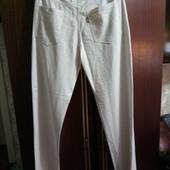 летние брюки, джинсы разм.48-50, про-ва турция.