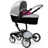 Универсальная коляска 2 в 1 Mima Xari 3g цвет Argento