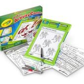 Crayola Планшет папка для рисования dry erase activity center
