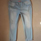 Фирменные супер качественные джинсы голубого цвета YMI Сша