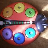 1573. Ксилофон Parents мелодийный. 16 Х 20см.