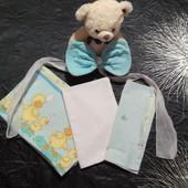Защита и постельное белье в детскую кроватку