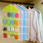Органайзер для мелких вещей: белья, ремней, бижутерии, одежды.