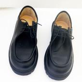 40-41 р Кожаные туфли Германия