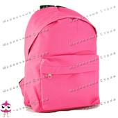 Молодежный рюкзак Pink sv-10, 30х22х10см, наружный карман, уплотненная спинка, детский рюкзак