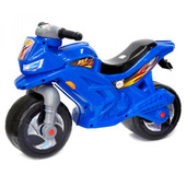 мотоцикл синий музыкальный 501 орион