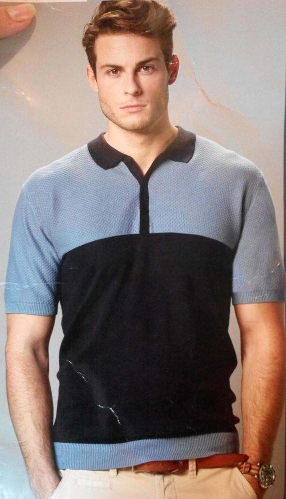 Мужская футболка поло вязка р.М Watsons Германия фото №1