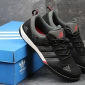 Кроссовки мужские Adidas Daroga Black red