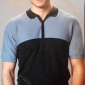 Мужская футболка поло вязка р.М Watsons Германия