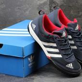 Кроссовки мужские Adidas Daroga Blue red