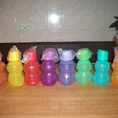Детские эко - бутылки Tupperware по скидкам.