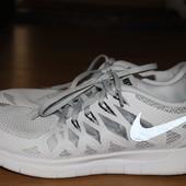 Nike free 5.0 white кроссовки орыгинал