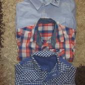Крутая рубашка на модника Rebel (80 см)