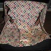 Переносной стульчик-бустер для кормления Polar gear baby