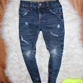 Стильные джинсы Next 3-4года