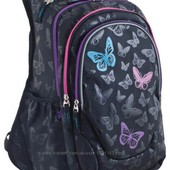 Красивый рюкзак для девочки YES 553151 T-27 3 Butterfly