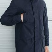 Парка, пальто мужское. Осенняя утепленная деми куртка. С подстежкой и без.