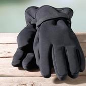 Перчатки ветрозащитные Softshell от Tchibo! 9,5р